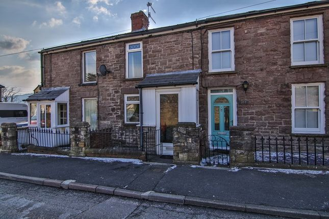 Thumbnail Terraced house for sale in North Street, Abergavenny
