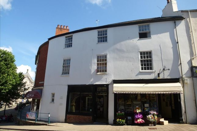Thumbnail Flat to rent in Fore Street, Tiverton