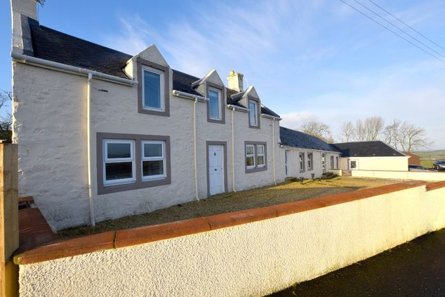 Thumbnail Detached house for sale in Ballycoach Smithy, Kirkmichael, South Ayrshire