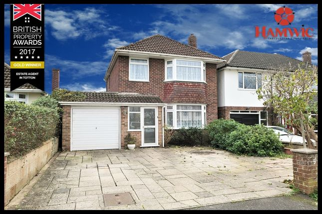 Thumbnail Detached house for sale in Bartley Avenue, Southampton