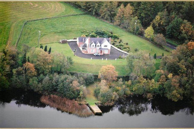 Thumbnail Detached house for sale in 237, Lough Shore Road, Enniskillen