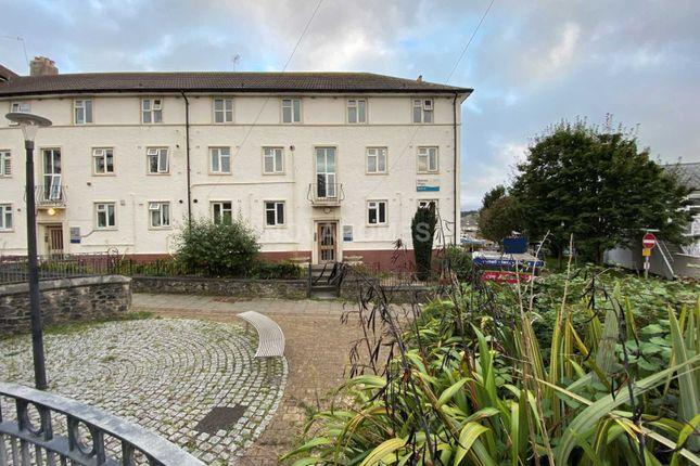 Thumbnail Maisonette for sale in Barrack Place, Plymouth