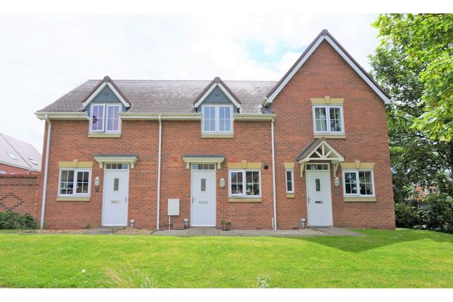 Thumbnail End terrace house for sale in Primmer Road, Donnington Telford