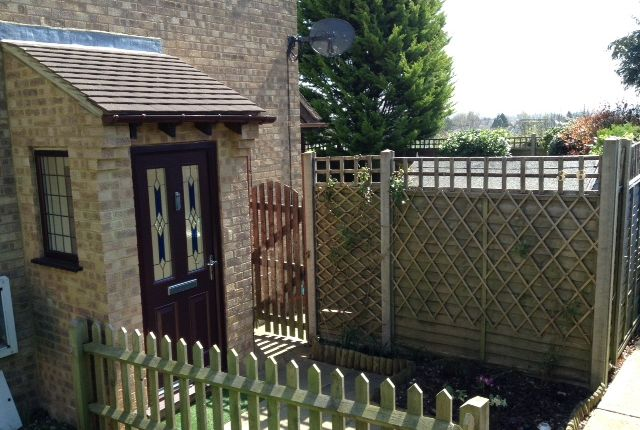 Thumbnail End terrace house to rent in Creasy Close, Abbots Langley