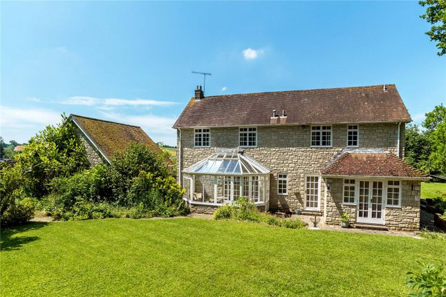 5 bed detached house for sale in Old Dinton Road, Teffont, Salisbury, Wiltshire