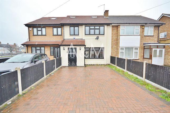 Thumbnail Terraced house for sale in Avenue Terrace, Crownfield Avenue, Newbury Park