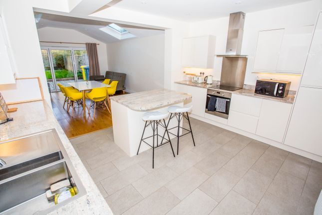 Thumbnail Town house to rent in Stratfield Road, Oxford