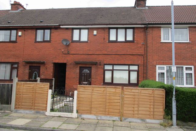 3 bed terraced house to rent in Oakfield Grove, Farnworth, Bolton, Greater Manchester BL4