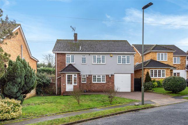 Thumbnail Detached house for sale in Hoblands End, Chislehurst