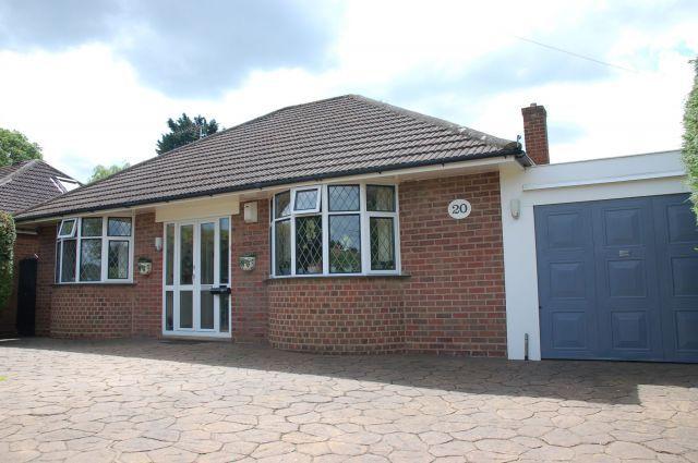 Thumbnail Detached bungalow for sale in Lumbertubs Lane, Boothville, Northampton
