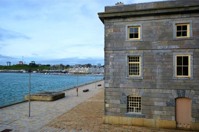 Thumbnail Flat for sale in Clarence House, Royal William Yard, Plymouth, Devon