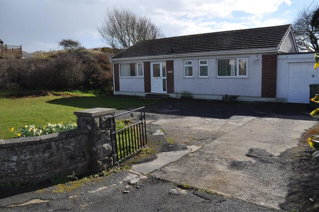 Thumbnail Detached bungalow to rent in Lon St. Ffraid, Trearddur Bay, Holyhead