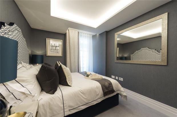 Bed 2 of Kensington Gardens Square, Bayswater W2