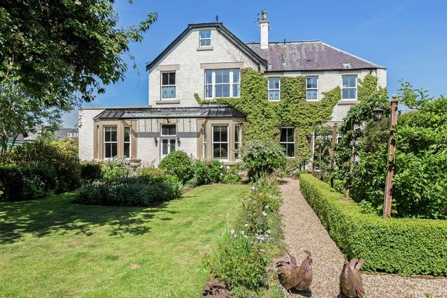 Thumbnail Detached house for sale in Cairnbury House, 10 Edinburgh Road, Biggar