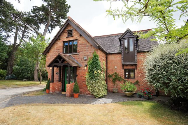 Thumbnail Detached house for sale in Hockley Road, Shrewley