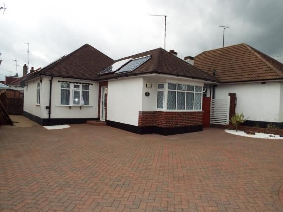 Thumbnail Bungalow for sale in Eastwood, Leigh On Sea, Essex