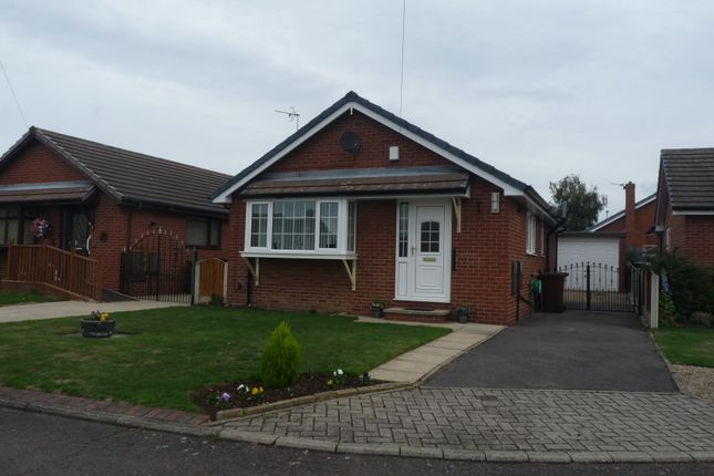 Thumbnail Bungalow to rent in Nunns Close, Featherstone, Pontefract
