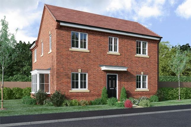 """Thumbnail Detached house for sale in """"Repton"""" at Hemsworth Road, Sheffield"""