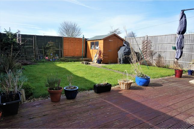 Thumbnail Link-detached house for sale in Pawlett Close, Peterborough