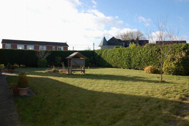 Rear Garden of Park View, Moulton, Northampton NN3