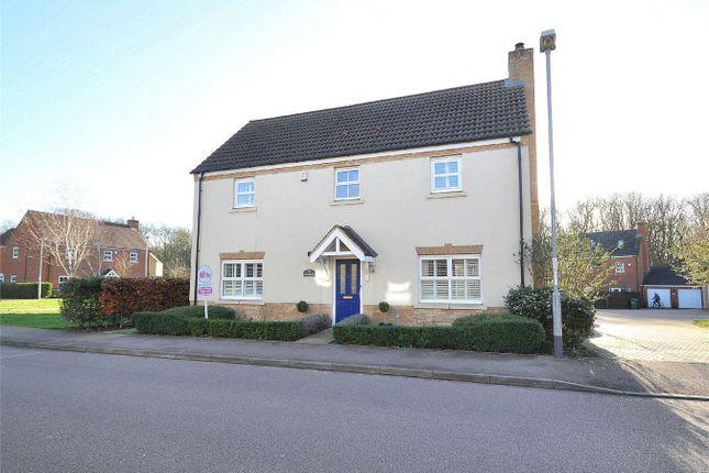 Thumbnail Detached house for sale in Woodlands, Hinchingbrooke, Huntingdon, Cambridgeshire