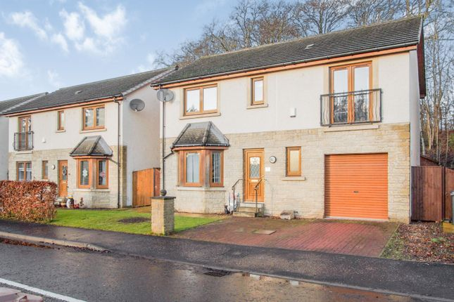 Front of Millburn Gardens, Dundee DD3