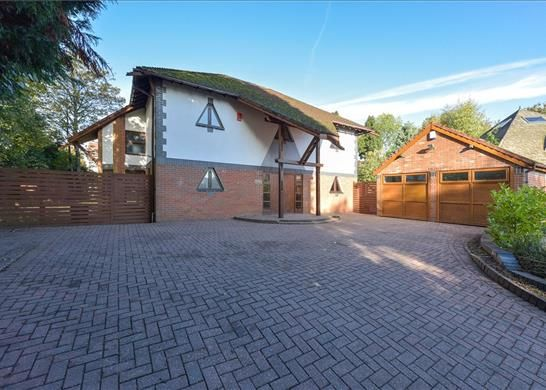 Thumbnail Detached house to rent in The Old Tennis Courts, Tennal Grove, Harborne