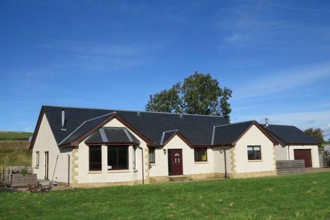 Thumbnail Detached bungalow for sale in The Bourach, Acreknowe Farm, Hawick