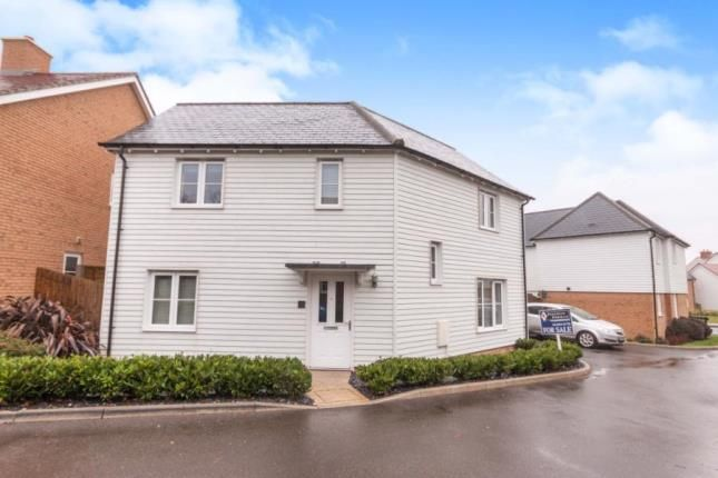 Thumbnail Detached house for sale in Gatcombe Crescent, Polegate, East Sussex