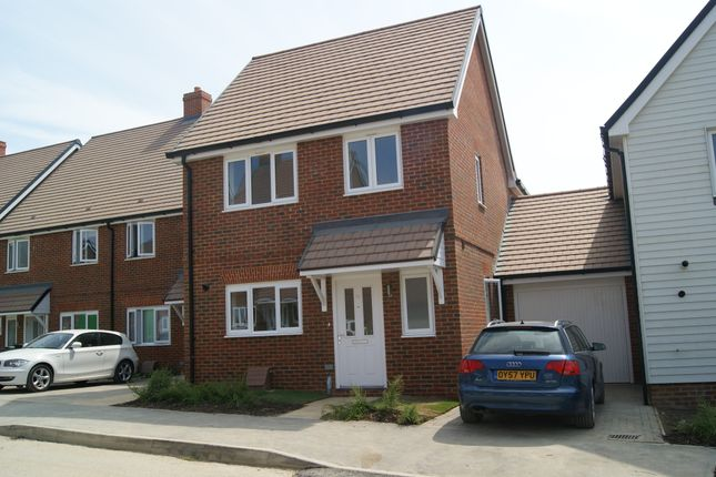 Link-detached house to rent in Meadowsweet Lane, Stonecross