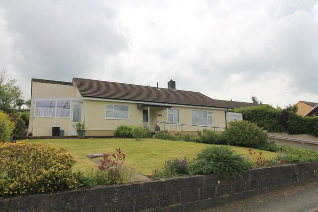 Thumbnail Detached bungalow for sale in Llanllwni, Pencader