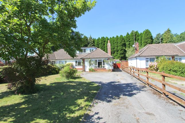 Thumbnail Semi-detached bungalow for sale in Forest Road, Liss