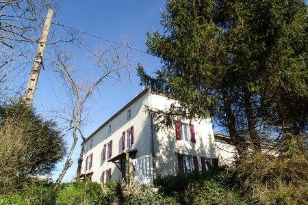 Thumbnail Property for sale in Asnieres-Sur-Blour, Vienne, France