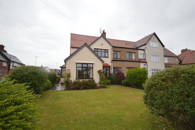 Thumbnail End terrace house for sale in Rullerton Road, Wallasey