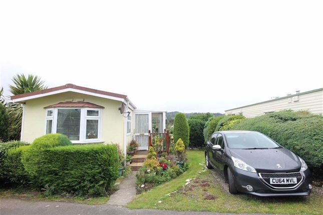 Thumbnail Mobile/park home for sale in Aberystwyth Holiday Village, Penparcau Road, Aberystwyth