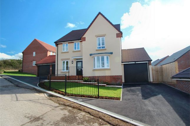 Thumbnail Detached house for sale in Bluebell Close, Yate, South Gloucestershire