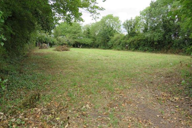 Thumbnail Land for sale in Land Adjacent, Buxton Road, Eastgate, Aylsham, Norfolk