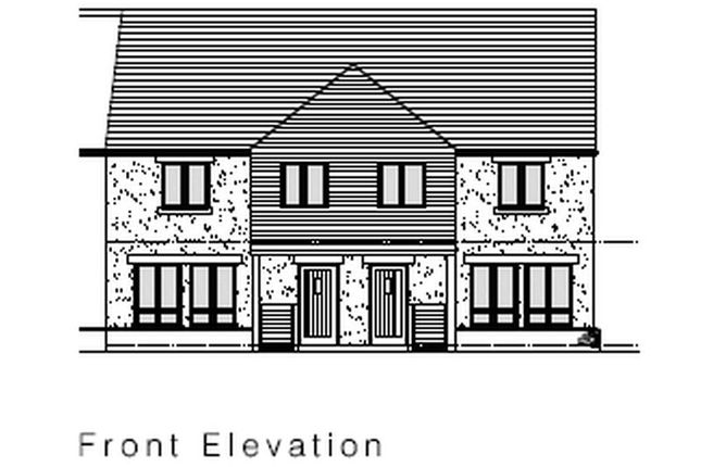Thumbnail Semi-detached house for sale in Gilbury Hill, Lostwithiel