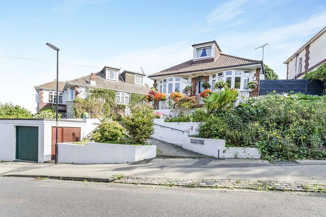 Thumbnail Bungalow for sale in Norris Hill, Southampton