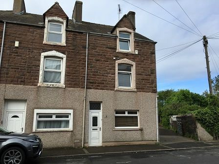 Thumbnail Terraced house to rent in Gladstone Street, Workington, Cumbria