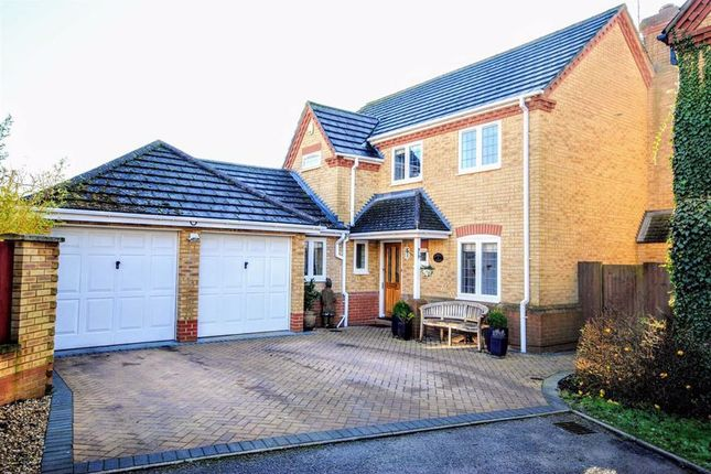 Detached house for sale in Laurel Close, Stanbridge, Leighton Buzzard
