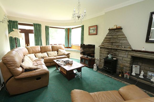 Thumbnail Detached house for sale in Glascoed, Pontypool, Sir Fynwy
