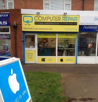 Thumbnail Retail premises for sale in 27 Vesta Avenue, St Albans