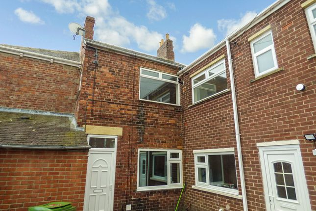 Thumbnail Flat to rent in Gladstone Terrace, Bedlington