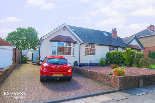 Thumbnail Semi-detached bungalow for sale in Moorhouse Road, Carlisle, Cumbria