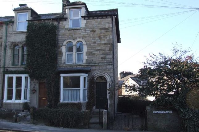 Thumbnail End terrace house for sale in Borrowdale Road, Lancaster