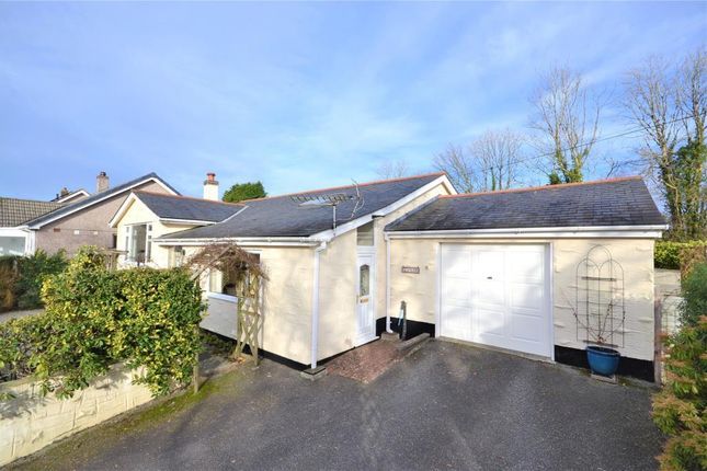Thumbnail Detached bungalow for sale in Norris Green, Callington, Cornwall