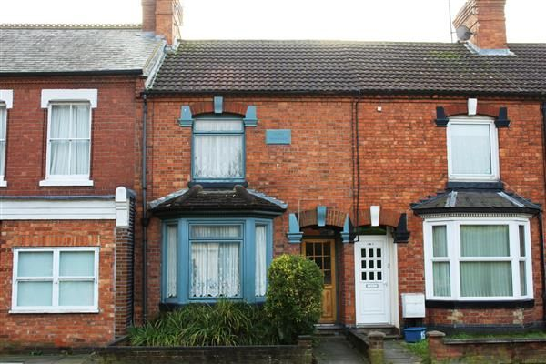 3 bed terraced house for sale in Newport Road, New Bradwell, Milton Keynes