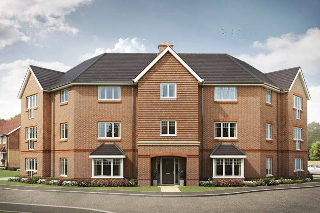 Thumbnail Flat for sale in St Johns Way, Edenbridge, Kent