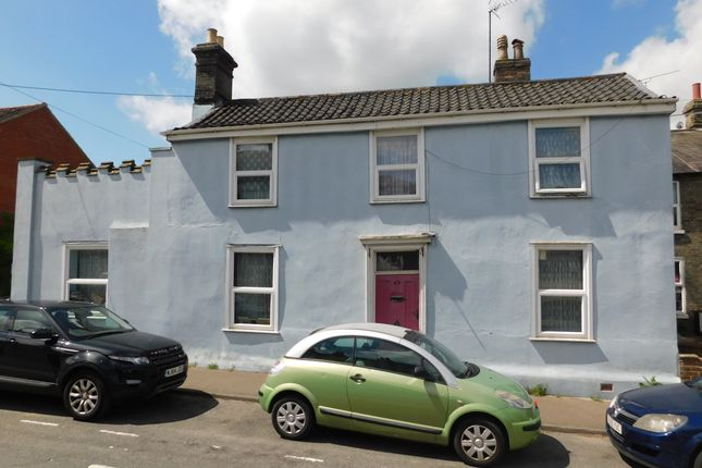 4 bed detached house for sale in Bury Street, Stowmarket